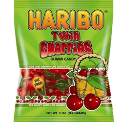 HARIBO HAPPY CHERRIES PEG