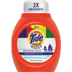 TIDE 25Z ULTR W/BLEACH LIQ