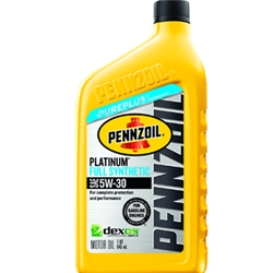 PENNZOIL SYNTHETIC 5W30 QT