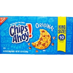 CHIPS AHOY KS CHEWY BROWNIE