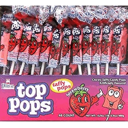 DORVAL TOP POPS STRAWBERRY