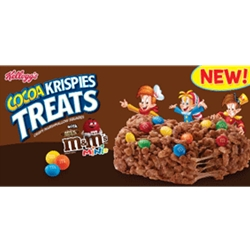 COCOA KRISPIES MINI M& M