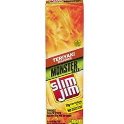 SLIM JIM MONSTER 1.94Z TERIYAKI