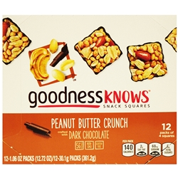 GOODNESS PB CRUNCH