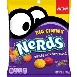 NERDS BIG CHEWY PEG