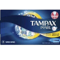 TAMPAX PEARL REGULAR 10CT