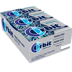 ORBIT FREEZE MINT