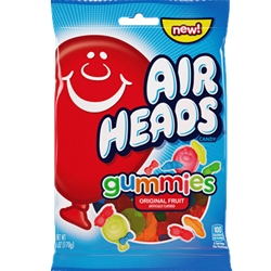 AIRHEAD ASSORTED GUMMIES PEG