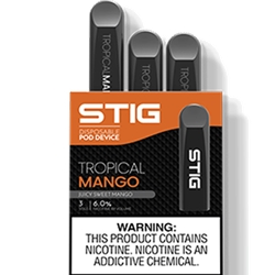STING DISPOSOBLE TROPICAL 60MG