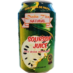DONA TITA 11Z SOURSOP JUICE