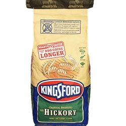 CHARCOAL 7.3LB KINGSFORD HICKORY