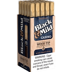 BLACK & MILD CASINO WT .89 UPR