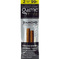 GAME FF CIG 2/.99 DIAMOND UPR