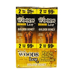 Colonial Distributing - SWEET WOODS 2/ 99 GOLDEN HONEY PCH