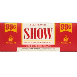 SHOW CIGAR 100 BX NATURAL FF