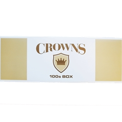 CROWNS GOLD 100 BOX