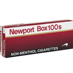 NEWPORT NON MENTH BOX